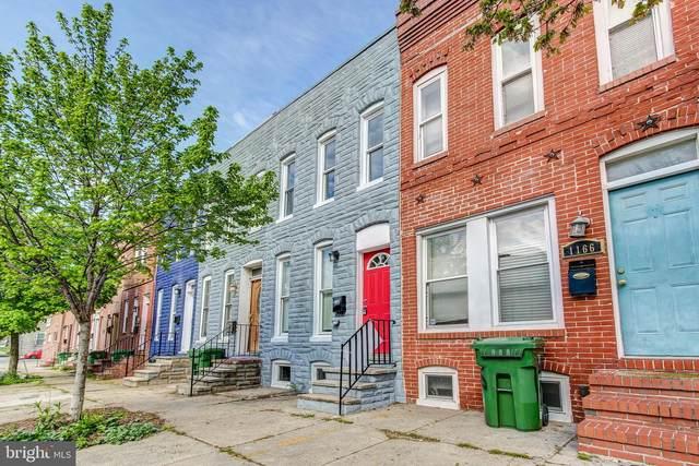 1168 Nanticoke Street, BALTIMORE, MD 21230 (#MDBA507306) :: Corner House Realty