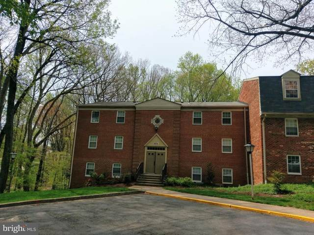 876 College Parkway #301, ROCKVILLE, MD 20850 (#MDMC704040) :: The Licata Group/Keller Williams Realty