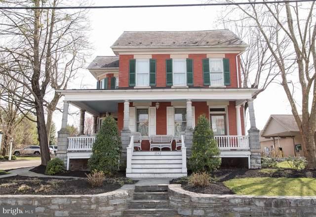 3542 Old Philadelphia Pike, INTERCOURSE, PA 17534 (#PALA162024) :: The Joy Daniels Real Estate Group