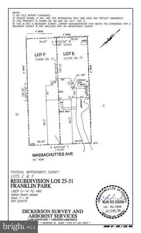 1851 Massachusetts Ave, MCLEAN, VA 22101 (#VAFX1123672) :: ExecuHome Realty