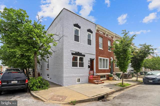 121 S Eaton Street, BALTIMORE, MD 21224 (#MDBA507412) :: The Bob & Ronna Group
