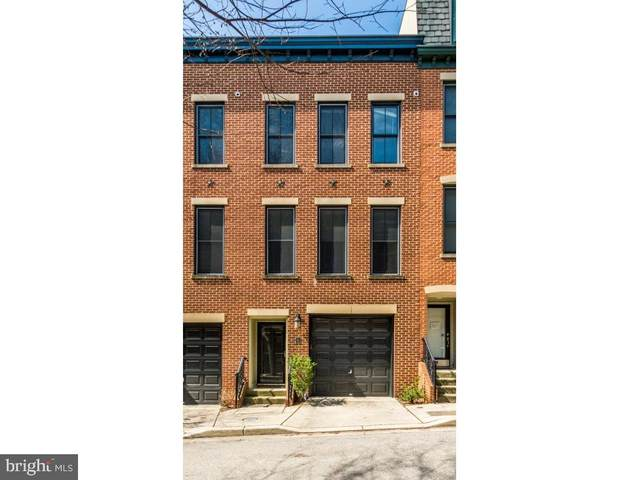 24 S Regester Street, BALTIMORE, MD 21231 (#MDBA507422) :: The Miller Team
