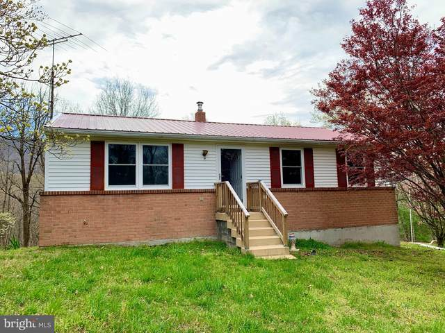 424 Sunset Drive, WARDENSVILLE, WV 26851 (#WVHD105932) :: AJ Team Realty