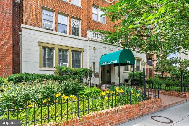 3100 Wisconsin Avenue NW #204, WASHINGTON, DC 20016 (#DCDC465910) :: The Licata Group/Keller Williams Realty