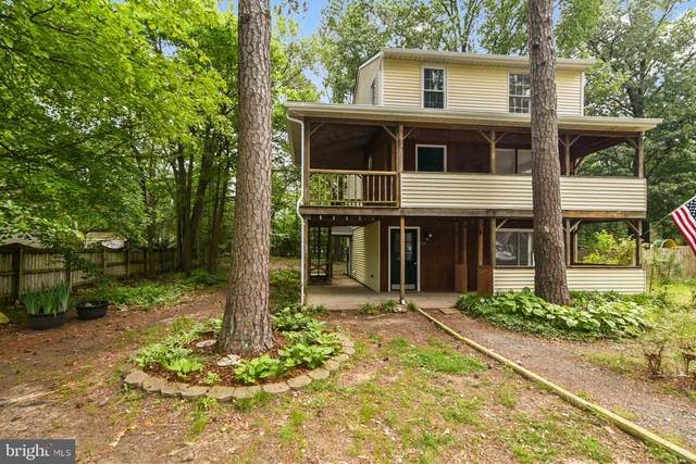 112 Locust Avenue, COLONIAL BEACH, VA 22443 (#VAWE116298) :: The Daniel Register Group