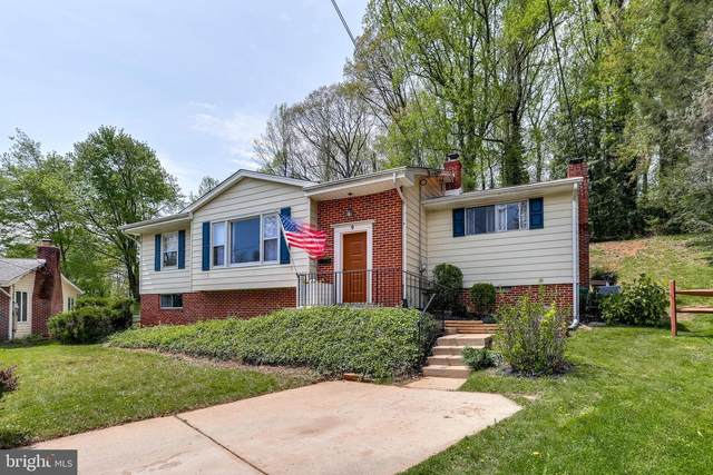9 Greenknolls Place, GREENBELT, MD 20770 (#MDPG565828) :: The Riffle Group of Keller Williams Select Realtors
