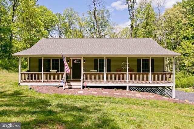 677 Northern Spy Drive, LINDEN, VA 22642 (#VAWR140036) :: Colgan Real Estate
