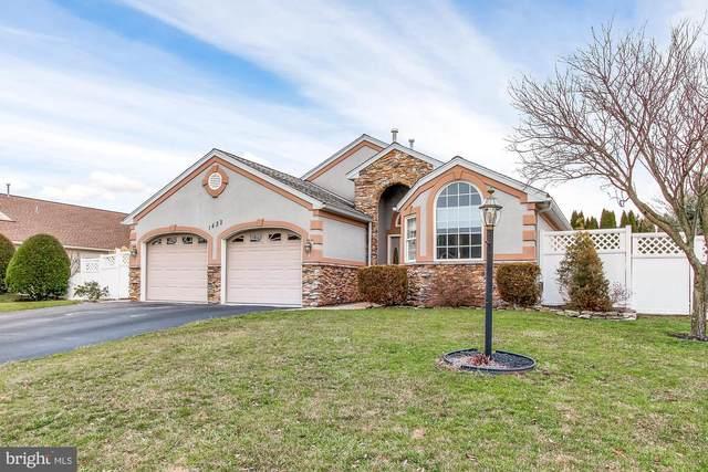 1432 Wheatfield Drive, YORK, PA 17408 (#PAYK136494) :: The Joy Daniels Real Estate Group