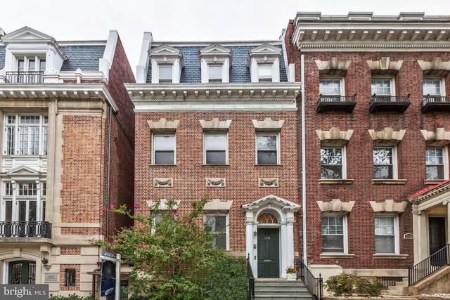 1834 Connecticut Avenue NW, WASHINGTON, DC 20009 (#DCDC466178) :: Crossman & Co. Real Estate