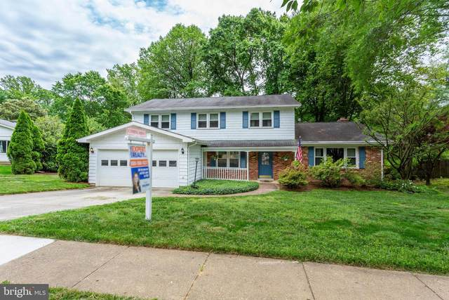 2623 E Meredith Drive, VIENNA, VA 22181 (#VAFX1124162) :: The Piano Home Group