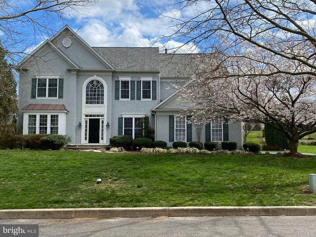 838 Topaz Drive, WEST CHESTER, PA 19382 (#PACT504812) :: ExecuHome Realty