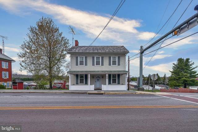 102 S Main Street, UNION BRIDGE, MD 21791 (#MDCR196090) :: AJ Team Realty