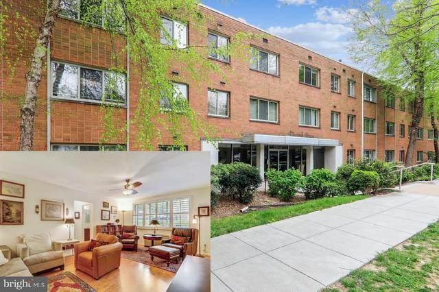2710 Macomb Street NW #215, WASHINGTON, DC 20008 (#DCDC466266) :: LoCoMusings