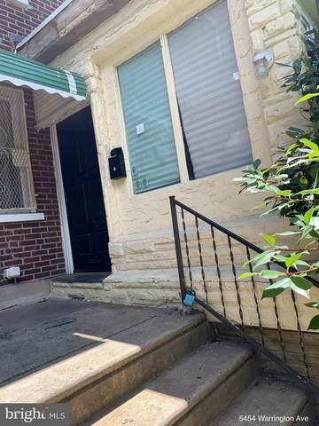 5454 Warrington Avenue, PHILADELPHIA, PA 19143 (#PAPH889958) :: Shamrock Realty Group, Inc