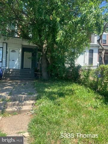 5335 Thomas Avenue, PHILADELPHIA, PA 19143 (#PAPH889952) :: Larson Fine Properties