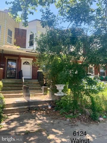 6124 Walnut Street, PHILADELPHIA, PA 19139 (#PAPH889964) :: Mortensen Team