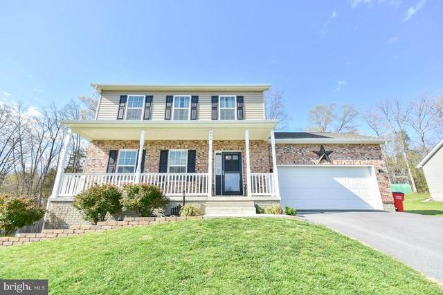 353 Paragon Way, BUNKER HILL, WV 25413 (#WVBE176584) :: AJ Team Realty