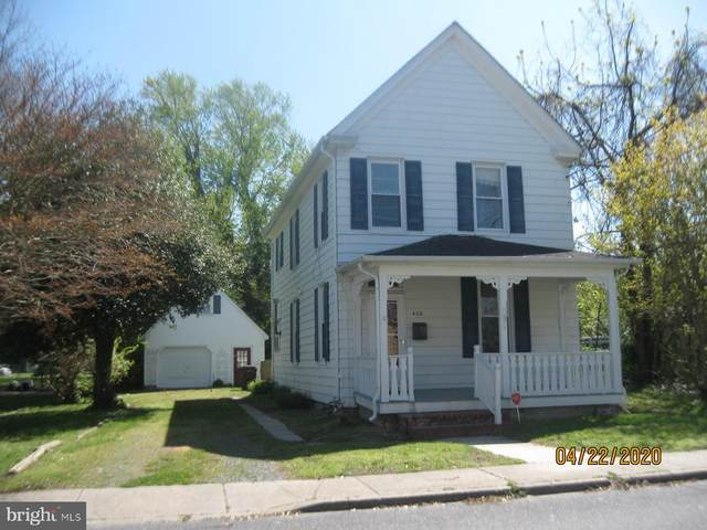 420 Robbins Street, CAMBRIDGE, MD 21613 (#MDDO125330) :: AJ Team Realty