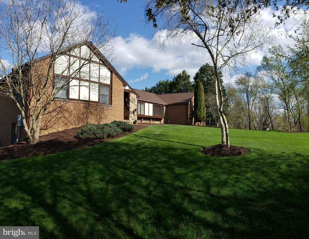 2714 Jay Bird Court, KNOXVILLE, MD 21758 (#MDFR263028) :: The Dailey Group
