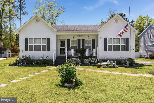 93 Greenway Drive, COLONIAL BEACH, VA 22443 (#VAWE116318) :: RE/MAX Cornerstone Realty
