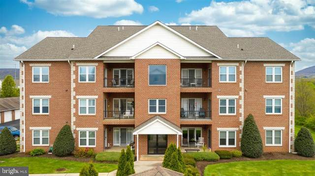 115 Easy Street #11, THURMONT, MD 21788 (#MDFR263042) :: Eng Garcia Properties, LLC