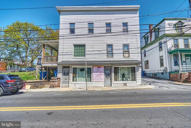 20 S 28TH Street, HARRISBURG, PA 17103 (#PADA120890) :: The Joy Daniels Real Estate Group