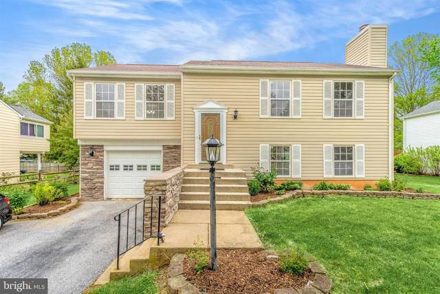 8628 Discovery Boulevard, WALKERSVILLE, MD 21793 (#MDFR263062) :: Network Realty Group