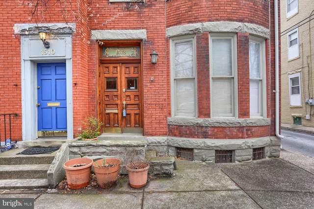 1512 Green Street, HARRISBURG, PA 17102 (#PADA120900) :: Flinchbaugh & Associates