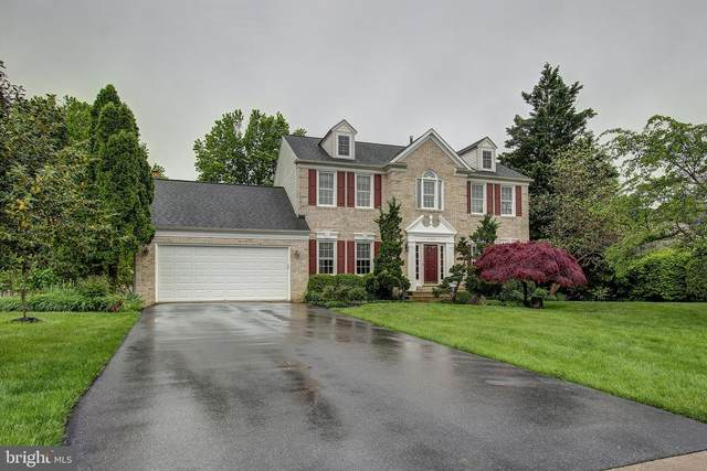 4508 Daly Manor Place, OLNEY, MD 20832 (#MDMC704742) :: Mortensen Team