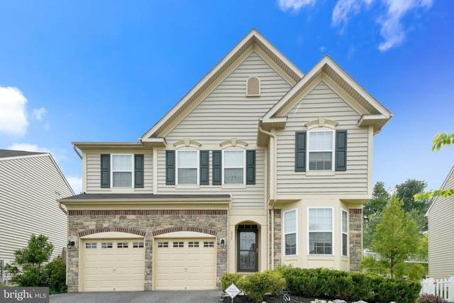 232 Windom Way, FREDERICK, MD 21702 (#MDFR263074) :: City Smart Living