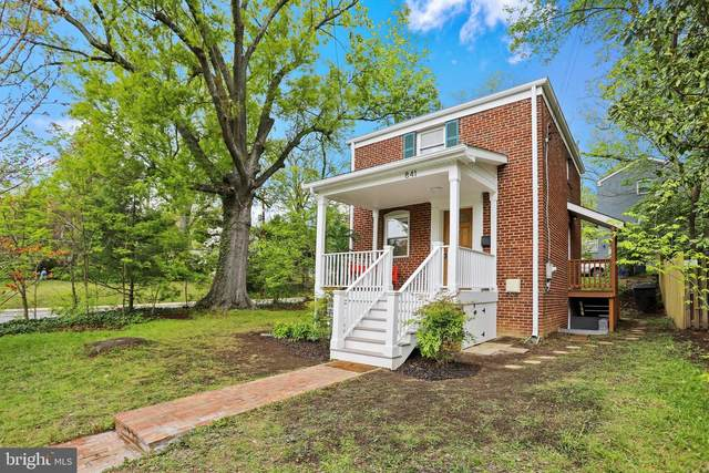 841 N Lexington Street, ARLINGTON, VA 22205 (#VAAR161810) :: The Licata Group/Keller Williams Realty