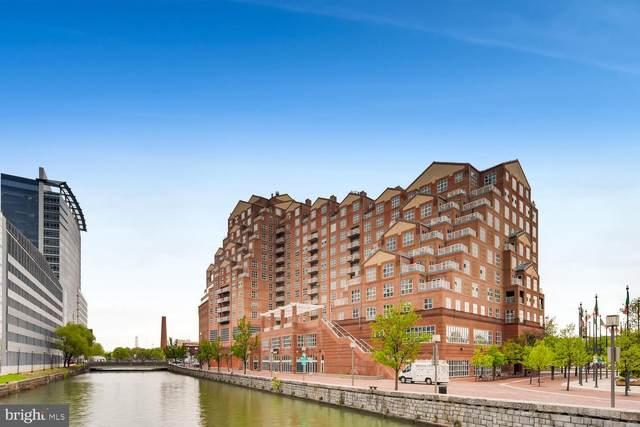 250 President Street #312, BALTIMORE, MD 21202 (#MDBA507952) :: Crossman & Co. Real Estate