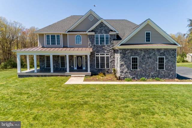 141 Liza Kates Lane, WINCHESTER, VA 22603 (#VAFV157032) :: SURE Sales Group