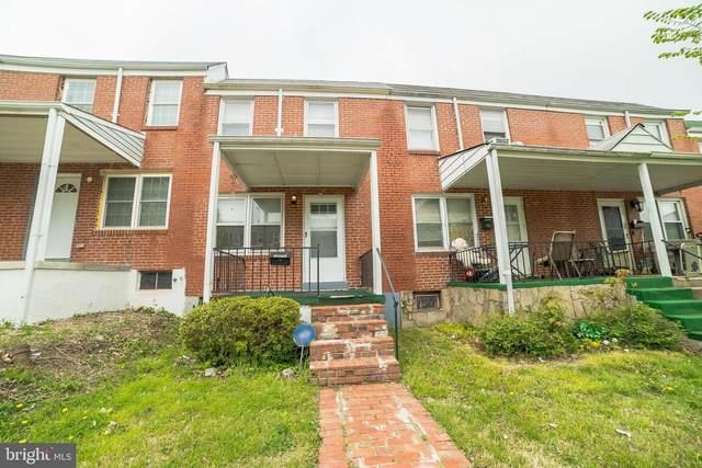 1026 Rockhill Avenue, BALTIMORE, MD 21229 (#MDBA508004) :: Shamrock Realty Group, Inc