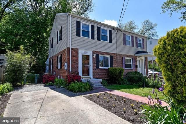 2321 Riverview Terrace, ALEXANDRIA, VA 22303 (#VAFX1124790) :: City Smart Living