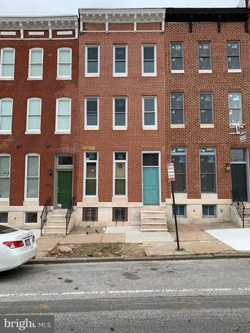 1536 N Broadway, BALTIMORE, MD 21213 (#MDBA508044) :: Shamrock Realty Group, Inc