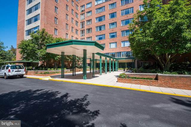 4301 Massachusetts Avenue NW #6008, WASHINGTON, DC 20016 (#DCDC466576) :: The Licata Group/Keller Williams Realty