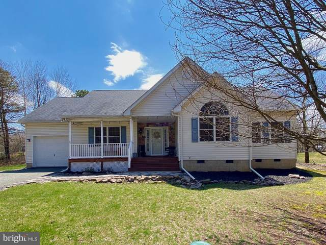 14 Petrach Trail, ALBRIGHTSVILLE, PA 18210 (#PACC116040) :: Bob Lucido Team of Keller Williams Integrity