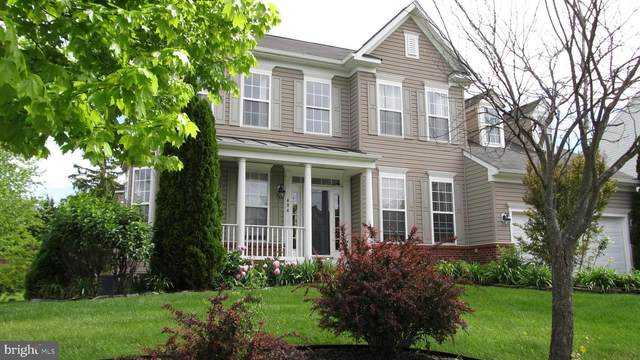 404 Hermitage Boulevard, BERRYVILLE, VA 22611 (#VACL111390) :: Blackwell Real Estate
