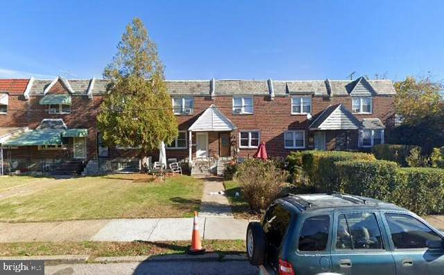 8419 Cedarbrook Avenue, PHILADELPHIA, PA 19150 (#PAPH890512) :: Bob Lucido Team of Keller Williams Integrity