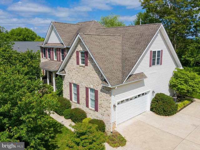 204 Hermitage Boulevard, BERRYVILLE, VA 22611 (#VACL111394) :: Blackwell Real Estate