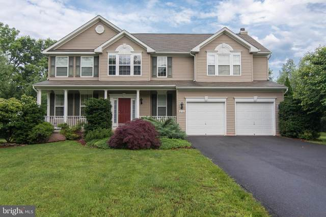 250 Ryans Glen Drive, CHARLES TOWN, WV 25414 (#WVJF138584) :: Network Realty Group