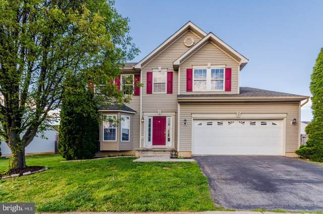57 Southwinds, CHARLES TOWN, WV 25414 (#WVJF138586) :: Network Realty Group