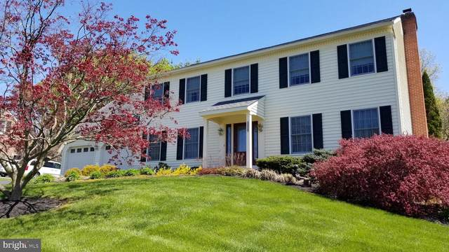 1615 Creston Drive, FOREST HILL, MD 21050 (#MDHR246012) :: CENTURY 21 Core Partners