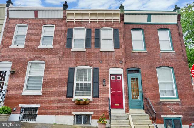 869 N Myrtlewood Street, PHILADELPHIA, PA 19130 (#PAPH890598) :: The Toll Group