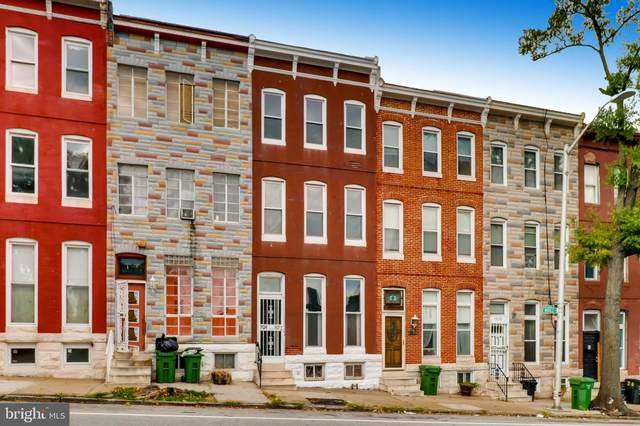 1626 E Biddle Street, BALTIMORE, MD 21213 (#MDBA508174) :: Shamrock Realty Group, Inc