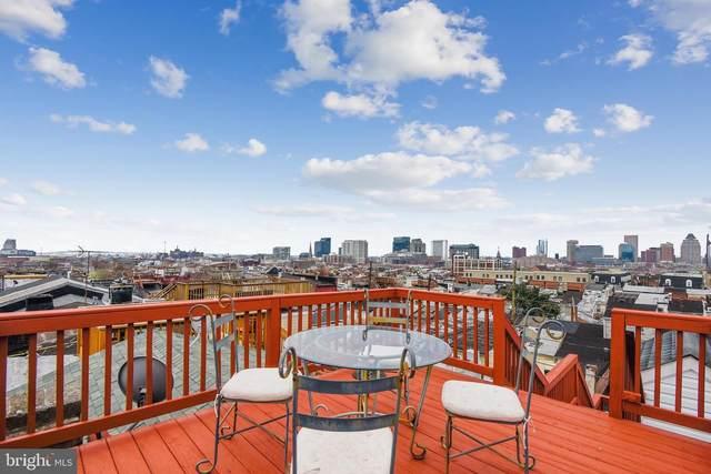 108 S Wolfe Street, BALTIMORE, MD 21231 (#MDBA508188) :: Revol Real Estate