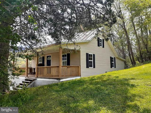 162 Evick Drive, FRANKLIN, WV 26807 (#WVPT101460) :: Dart Homes