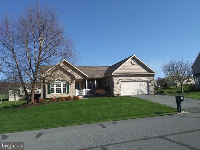 2834 Galaxy Drive, CHAMBERSBURG, PA 17202 (#PAFL172344) :: The Joy Daniels Real Estate Group