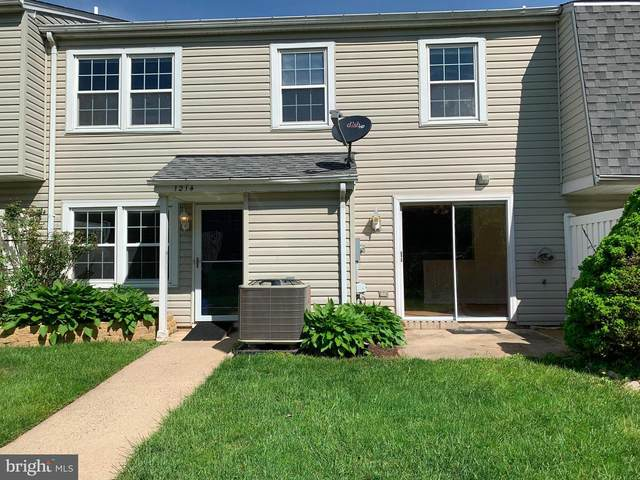 1214-D Danielle Drive 1214D, FREDERICK, MD 21701 (#MDFR263198) :: Peter Knapp Realty Group